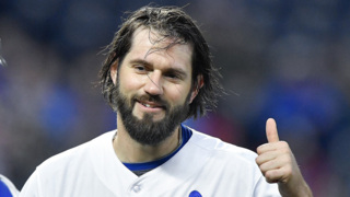 Royals Jason Hammel once hit a home run off Zack Greinke
