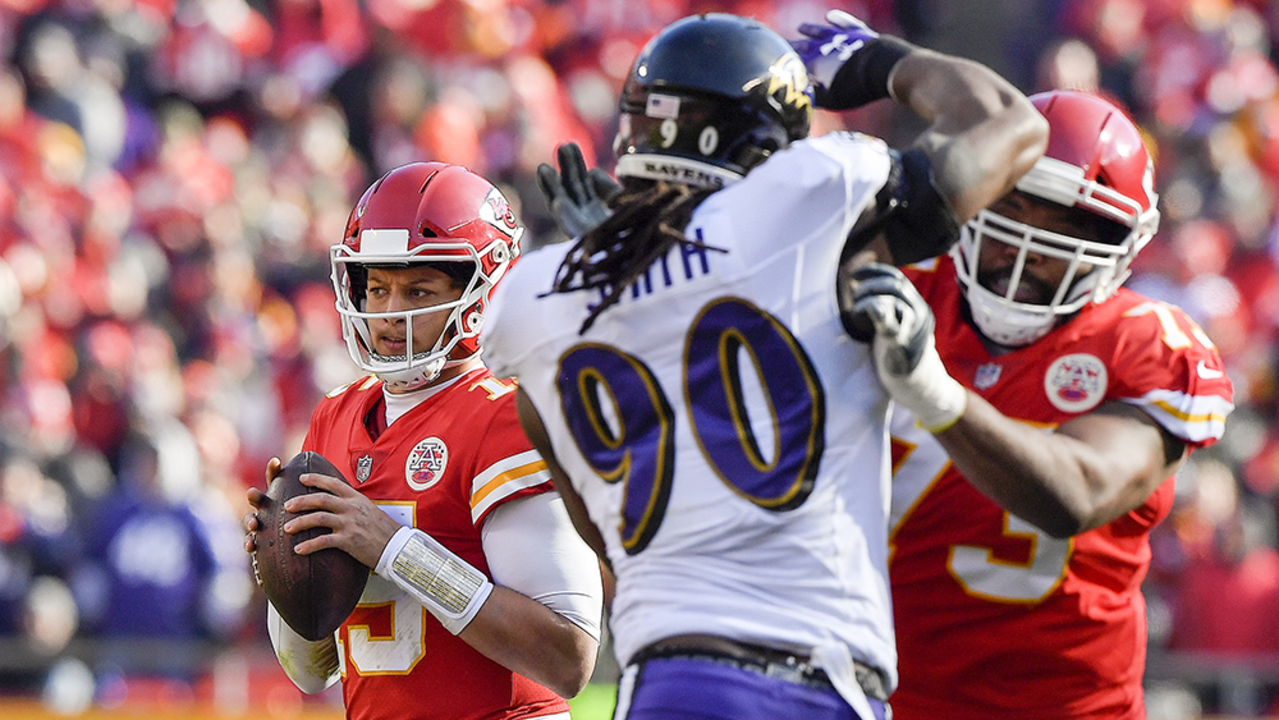 A funny thing happened on the way to a Chiefs-Chargers dominance of AFC West