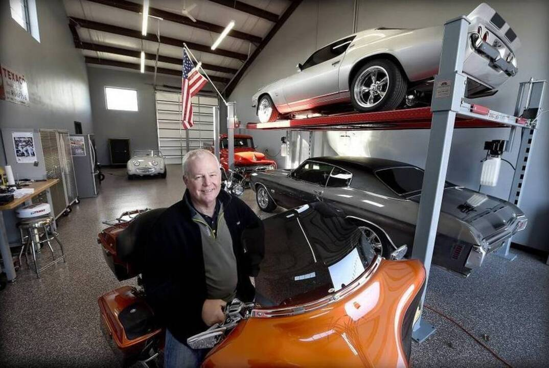 Condos for cars? Think of a man-cave subdivision | The ...