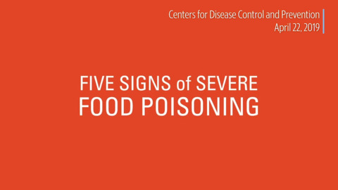5 signs of severe food poisoning that should send you to the doctor