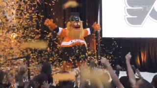 A Bellefonte artist is the man behind the Philadelphia Flyers' 'Gritty' new mascot