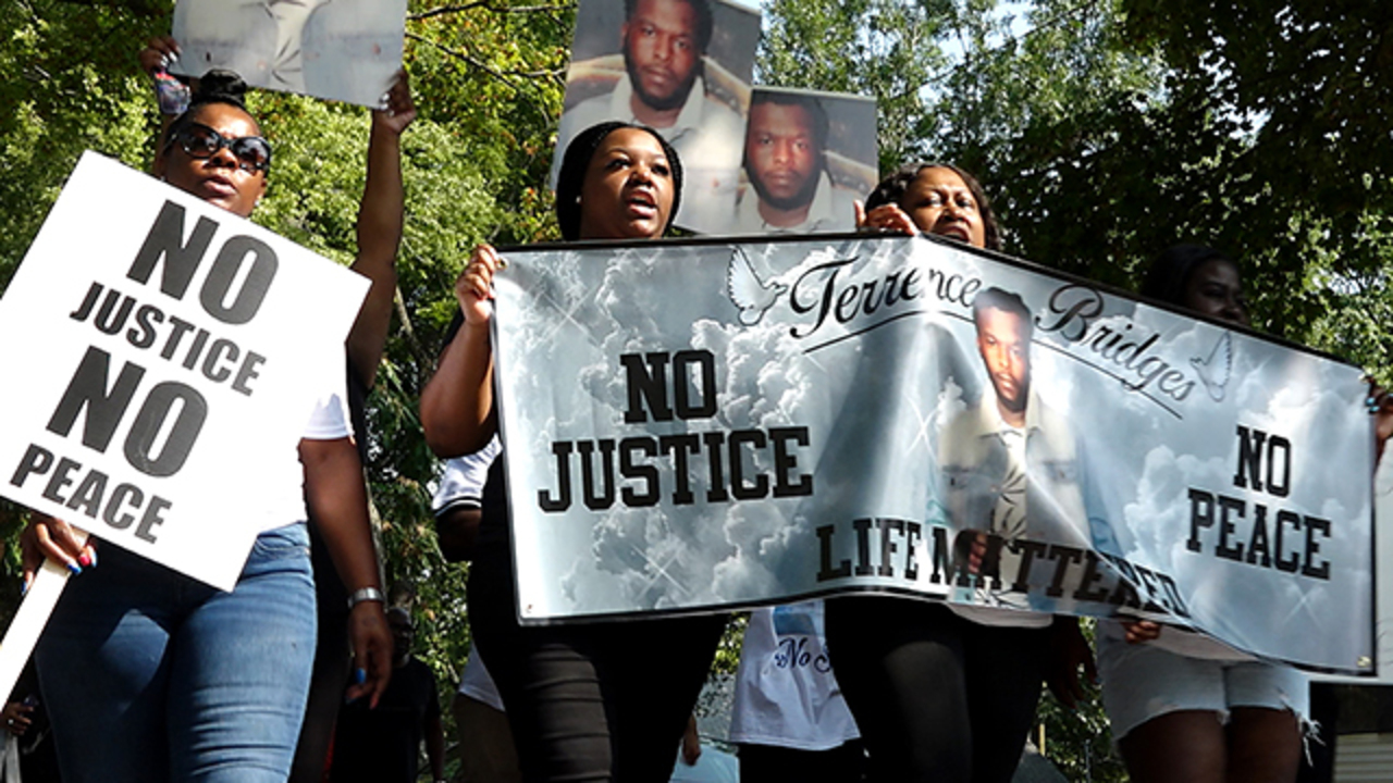 Family of man shot by KCPD officer files lawsuit, seeks independent investigation