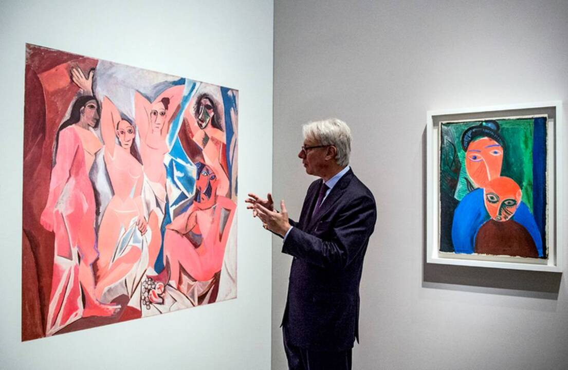 At the Nelson's Picasso show, you'll get a rare glimpse at this art — and a KC touch