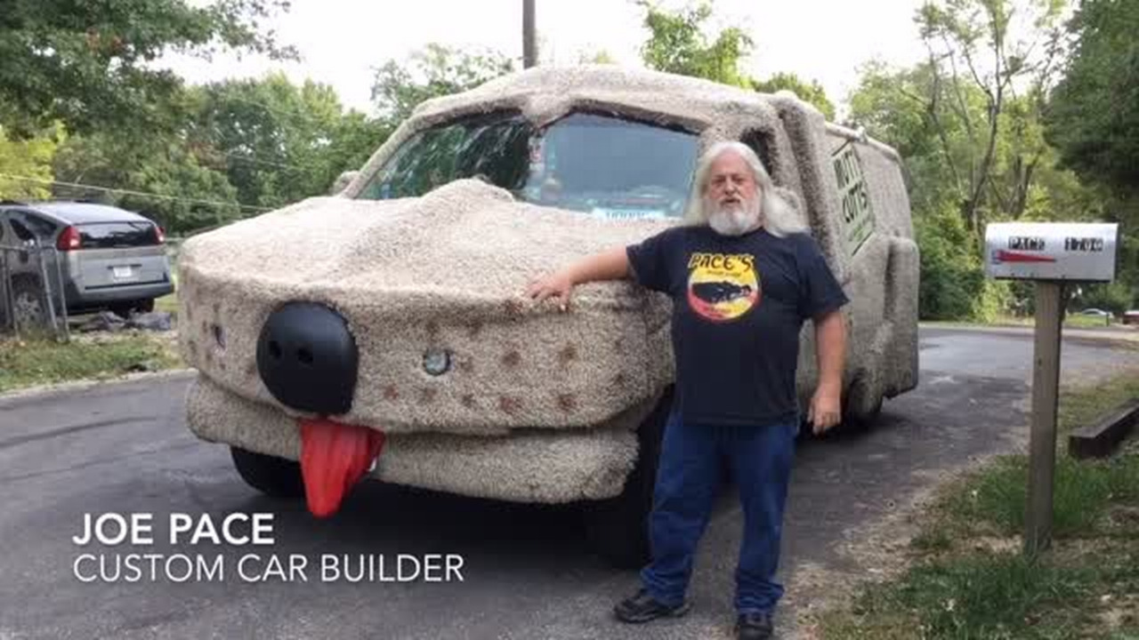 For Sale A Replica Of The Dumb And Dumber Shaggin Wagon The