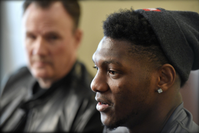 Jayhawks' Silvio De Sousa declares for NBA Draft, hopes to return to KU pending appeal