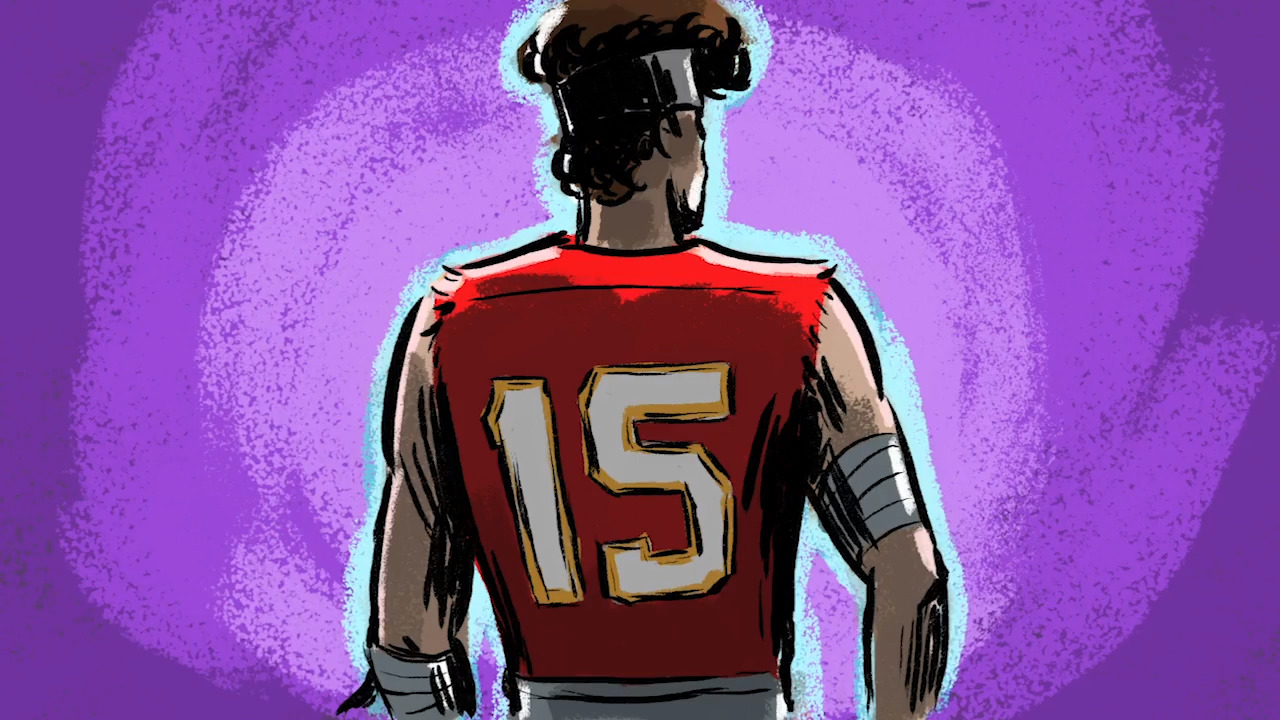 Patrick Mahomes is AFC Offensive Player of the Month for second straight September