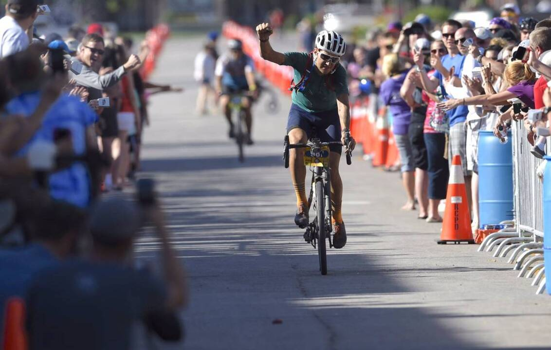 Dirty Kanza 2016 sees 1,000-plus cyclists take on the Flint Hills