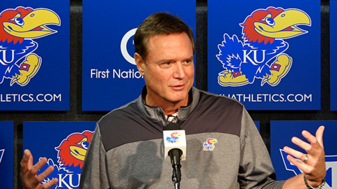 The NCAA allegations against Kansas Jayhawks have potentially seismic ramifications
