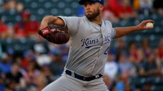 Danny Duffy returns to form in win over Rangers