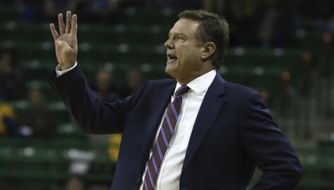 Bill Self on his main takeaway from Baylor win