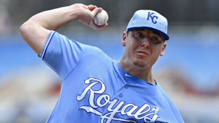 Six strong innings by Brad Keller not enough in Royals 7-4 loss to Astros