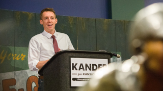 Jason Kander kicks off formal campaign for Kansas City mayor