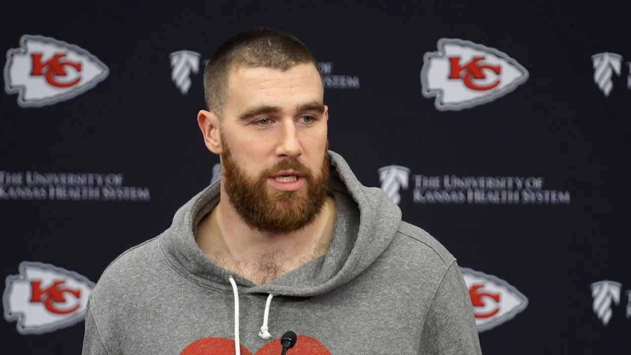 Why KC is so special to Chiefs' Kelce: 'I want to play here for my entire career'