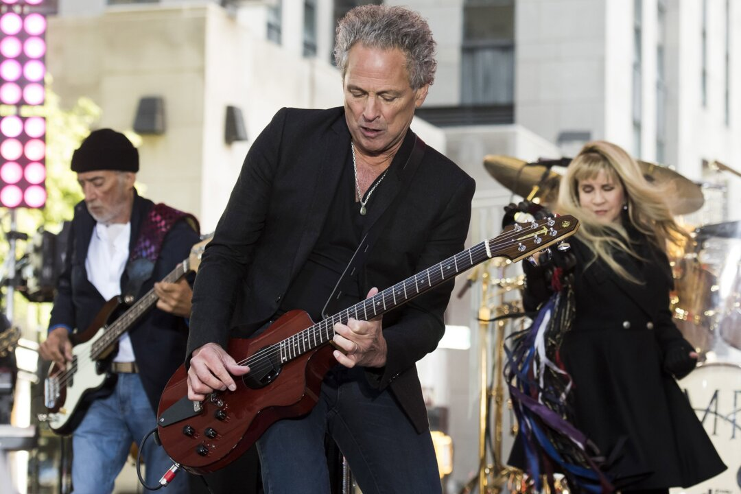 Fleetwood Mac Kansas City