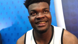 Udoka Azubuike looking for first-round guarantee to stay in draft