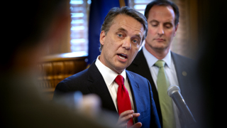 Colyer wants to finish the first election count before considering a recount