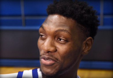 The NCAA suspended him a year. Now, Silvio De Sousa is back for KU: 'I shed tears'