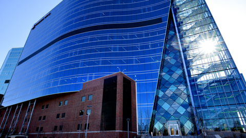 Go inside the new Children's Mercy Research Institute where cutting edge medicine will save lives