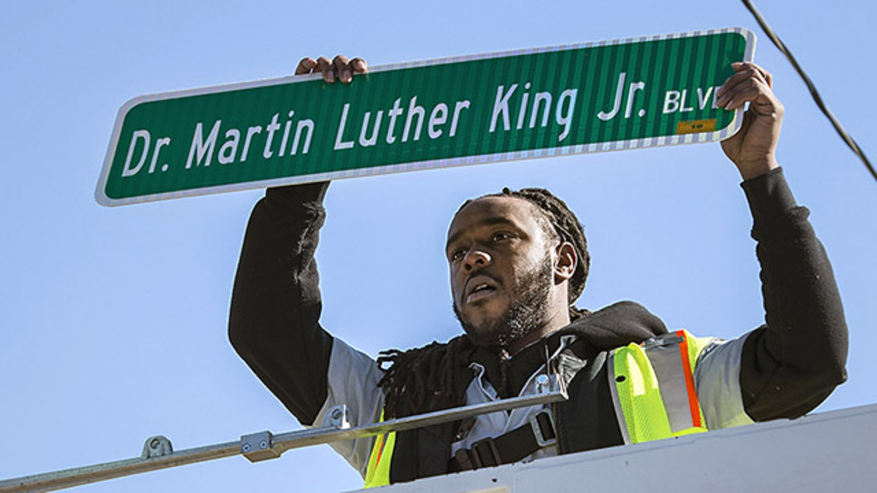 e31d827ce3b Petitioners seek signatures to undo Paseo renaming for MLK