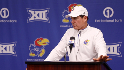 Starting cornerback for KU football team arrested for failure to appear