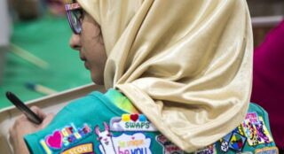 Meet the members of Overland Park's Muslim troop: 'Girl Scouts gave me the courage to do anything'