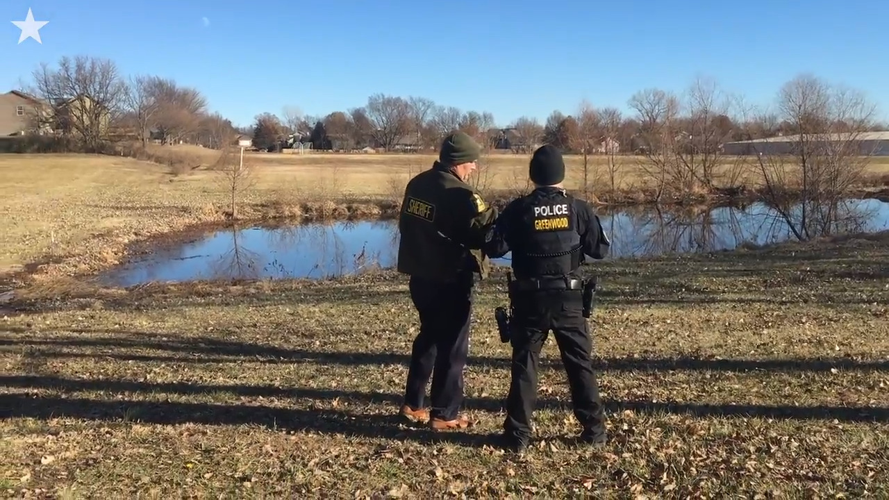 Police revive child that father tried to drown in Greenwood pond