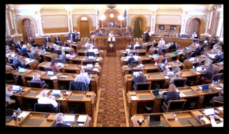 Rep. Tory Arnberger introduces abortion constitutional amendment to the Kansas House