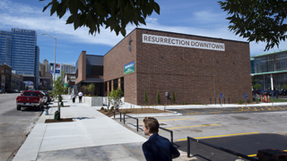 Tour the new Church of the Resurrection Downtown opening this weekend