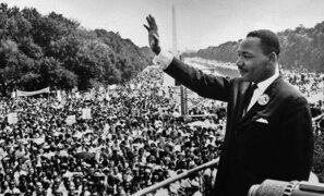 Can we fulfill Martin Luther King's dream?