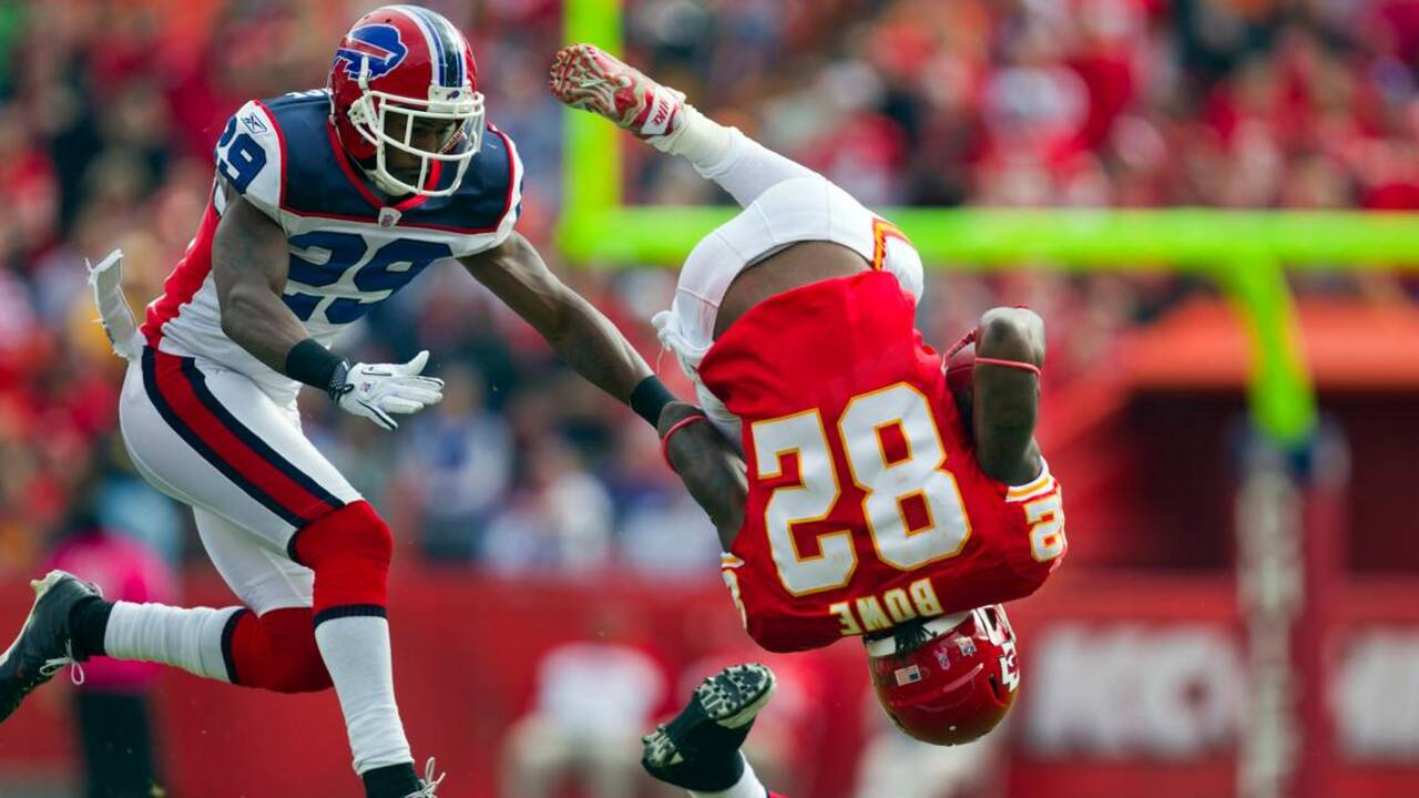 ae19225e Dwayne Bowe is latest player to retire as Kansas City Chief | The ...