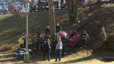 4-year-old and grandfather died in Northland wreck, family says