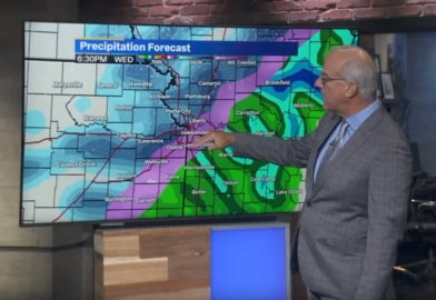 Weather system will be a snowy troublemaker for Kansas City area starting Wednesday
