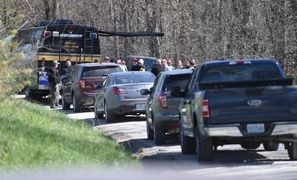 Sheriff: Human remains found in rural Cass County