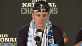Donte DiVincenzo was just as surprised as anyone by his stellar NCAA Championship performance