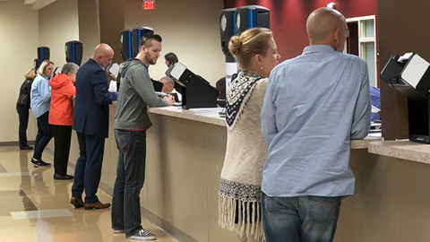 Officials hope new driver's license office in Overland Park helps with wait times