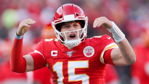 How one Patrick Mahomes throw got the Chiefs back to playing like their old selves