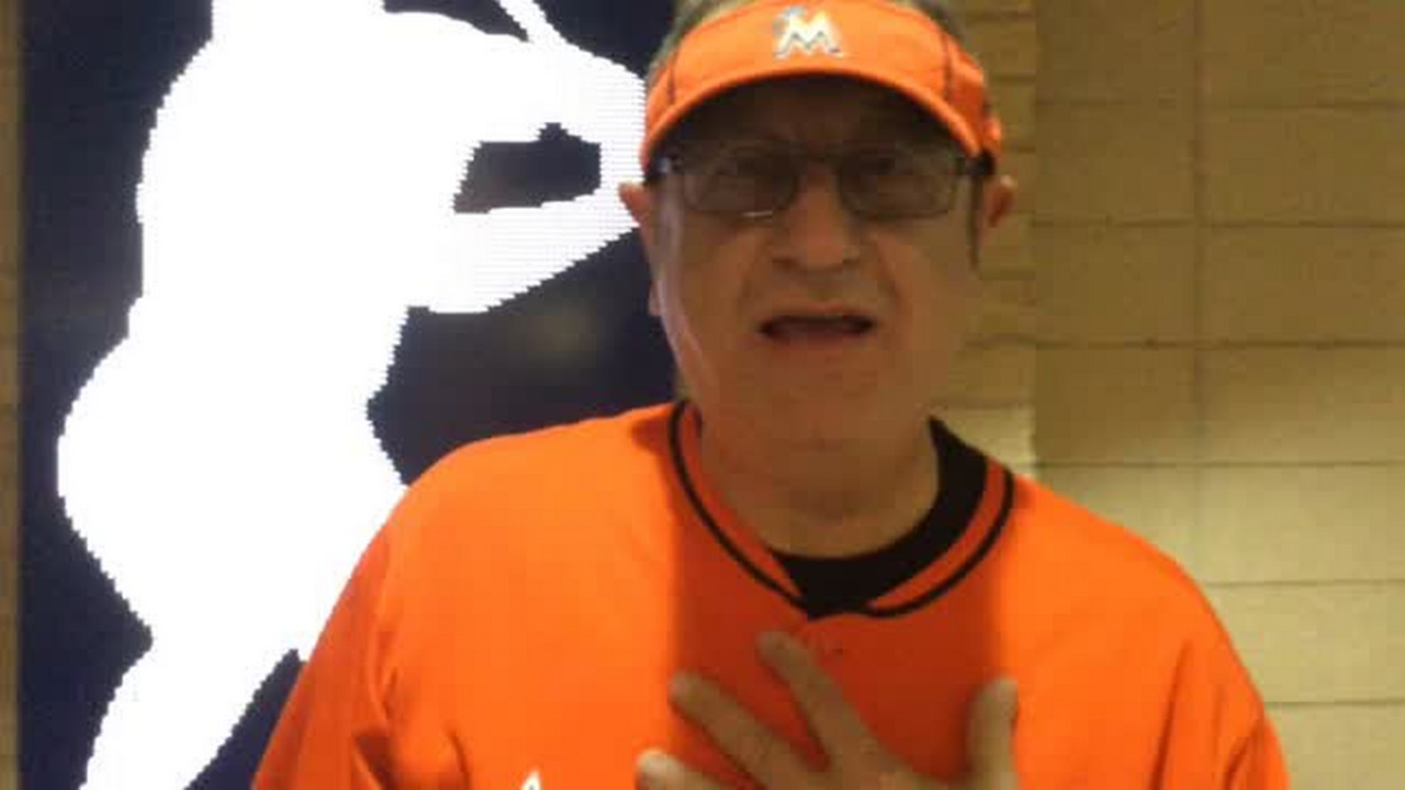Marlins Man skipping the World Series because of death threats from