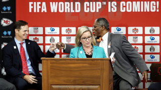 Leaders react to World Cup 2026 announcement