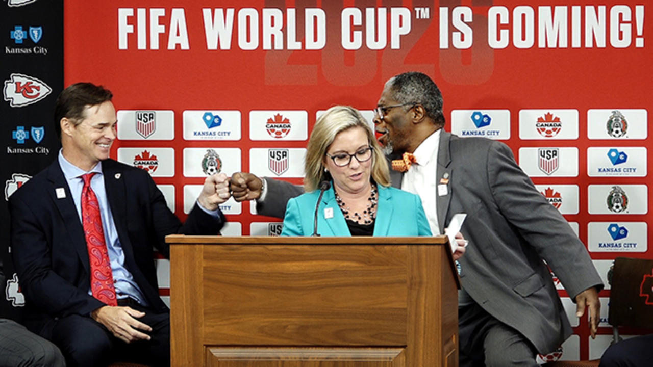 The importance of Kansas City hearing 'yes' about the World Cup