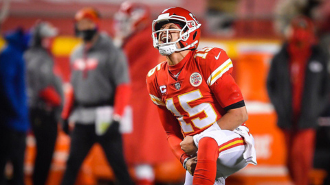 Chiefs' QB Patrick Mahomes leads his team past the Buffalo Bills to another Super Bowl
