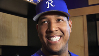 Royals catcher Salvador Perez is back: 'It feels like opening day for me'
