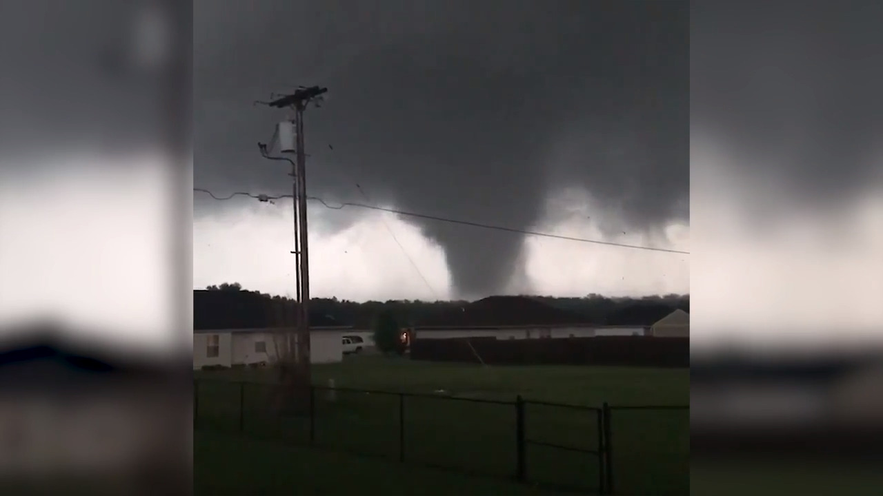 Tornado warnings issued in parts of Missouri, Kansas | The