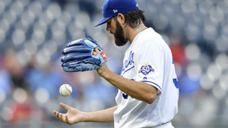 Jason Hammel takes the loss for the Royals against Rangers