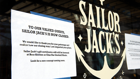 Westport's seafood restaurant suddenly closes, to be followed by McCoy's Public House