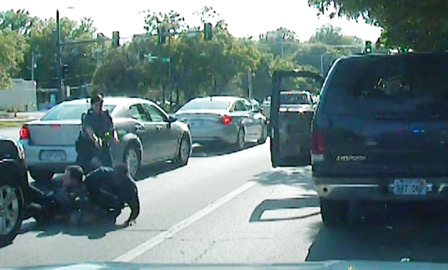 Video shows former Lawrence police officer shoot driver during May 29 traffic stop