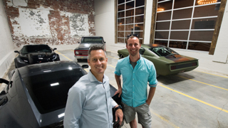 Century-old warehouse in Bonner Springs becoming a car club, lounge