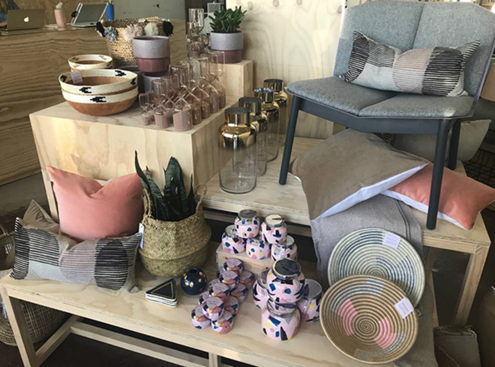 New To The Crossroads Furniture Home Decor Store An Artisan Collective With Cafe