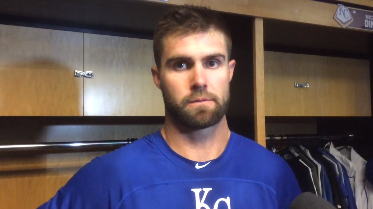Bubba Starling hit a Little League home run during Royals' win over Braves