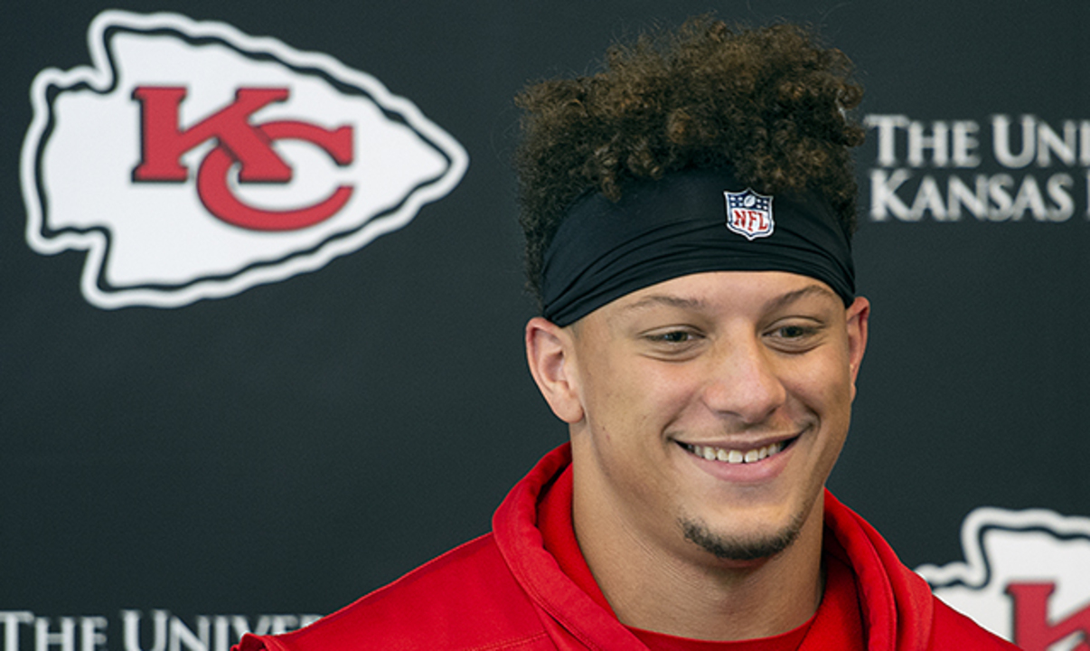77ae1311d1f About Kansas City Chiefs QB Patrick Mahomes' unusual voice | The Kansas  City Star