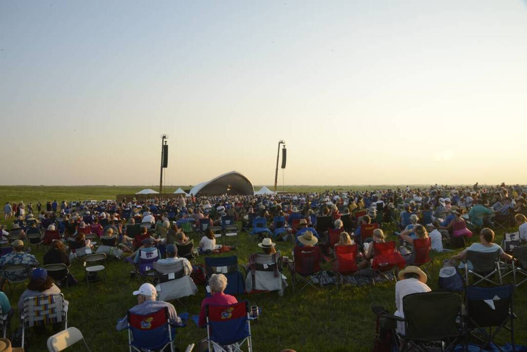 'Heartbreaking': Symphony in the Flint Hills cancels this year's event due to weather